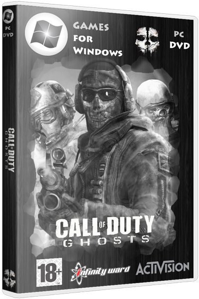 Call of Duty: Ghosts - Ghosts Deluxe Edition [Update 21 build 749678] (2013) PC | Rip от xatab