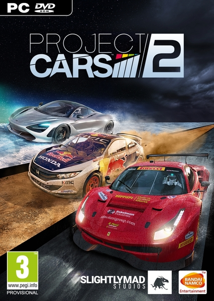 Project CARS 2: Deluxe Edition [v 7.1.0.1.1108 + 5 DLC] (2017) PC | RePack от xatab