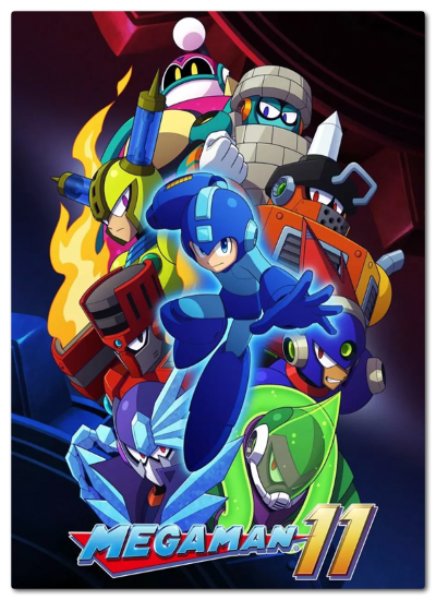 Mega Man 11 (2018) PC | Лицензия