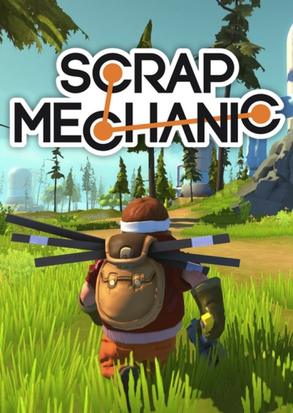 Scrap Mechanic (Early Access) PC | Лицензия