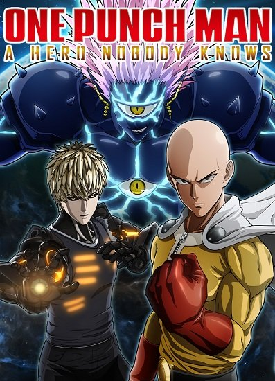 One Punch Man: A Hero Nobody Knows [CODEX] (2020) PC | Лицензия